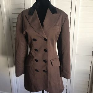 Vintage Coat by Body Best London